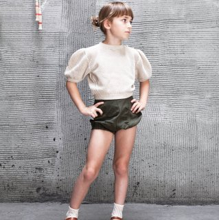 <img class='new_mark_img1' src='https://img.shop-pro.jp/img/new/icons14.gif' style='border:none;display:inline;margin:0px;padding:0px;width:auto;' />20SS SOOR PLOOM - FRIDA KNICKERS / Morel