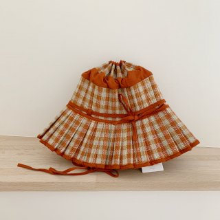 <img class='new_mark_img1' src='https://img.shop-pro.jp/img/new/icons14.gif' style='border:none;display:inline;margin:0px;padding:0px;width:auto;' />Lorna Murray - Capri Hat / Nutmeg Bay (Childrens limited edition)