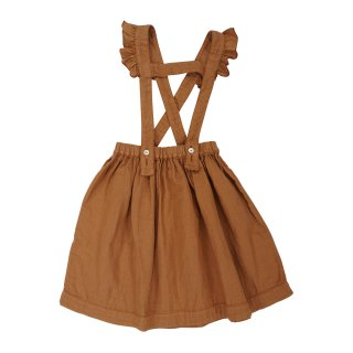 <img class='new_mark_img1' src='https://img.shop-pro.jp/img/new/icons14.gif' style='border:none;display:inline;margin:0px;padding:0px;width:auto;' />Omibia - LAYA SKIRTS with Braces / Rust