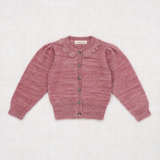 <img class='new_mark_img1' src='https://img.shop-pro.jp/img/new/icons14.gif' style='border:none;display:inline;margin:0px;padding:0px;width:auto;' />Misha and Puff - Ellie Cardigan / Antique Rose