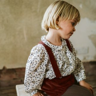 <img class='new_mark_img1' src='https://img.shop-pro.jp/img/new/icons14.gif' style='border:none;display:inline;margin:0px;padding:0px;width:auto;' />Little Cotton Clothes - Josephine blouse / dainty floral