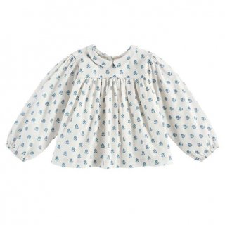 <img class='new_mark_img1' src='https://img.shop-pro.jp/img/new/icons14.gif' style='border:none;display:inline;margin:0px;padding:0px;width:auto;' />Little Cotton Clothes - Emma blouse - upsy daisy floral
