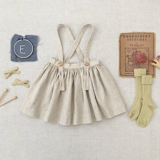 <img class='new_mark_img1' src='https://img.shop-pro.jp/img/new/icons14.gif' style='border:none;display:inline;margin:0px;padding:0px;width:auto;' />SOOR PLOOM - Mavis Skirt / Feedsack