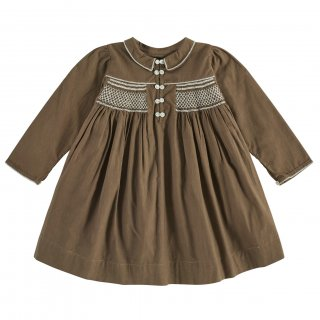 <img class='new_mark_img1' src='https://img.shop-pro.jp/img/new/icons14.gif' style='border:none;display:inline;margin:0px;padding:0px;width:auto;' />Little Cotton Clothes - Ava Hand smocked vintage dress