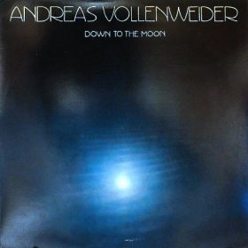 Andreas Vollenweider / Down To The Moon
