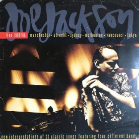 Joe Jackson / Live 1980 / 86