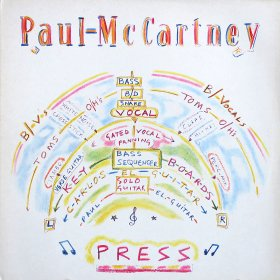 Paul McCartney / Press (12