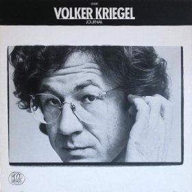Volker Kriegel / Journal