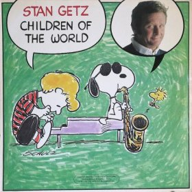 <img class='new_mark_img1' src='//img.shop-pro.jp/img/new/icons50.gif' style='border:none;display:inline;margin:0px;padding:0px;width:auto;' />Stan Getz / Children Of The World
