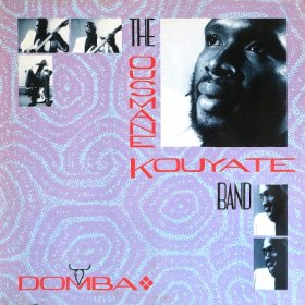 The Ousmane Kouyate Band / Domba