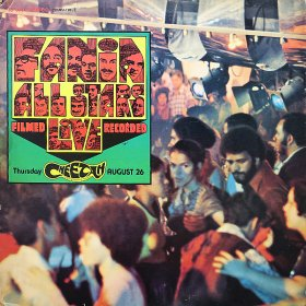 Fania All Stars / Live at Cheetah Vol.1