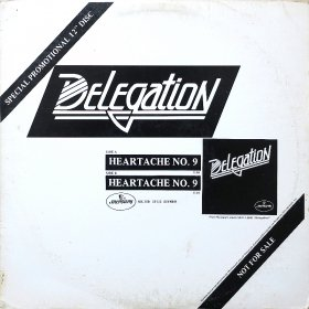 Delegation / Heartache No.9 (12