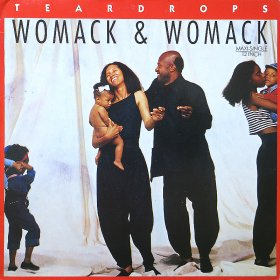 Womack & Womack / Teardrops (12