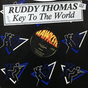 Ruddy Thomas / Key To The World (12