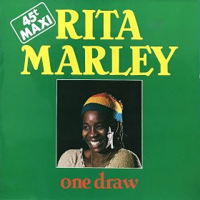 <img class='new_mark_img1' src='//img.shop-pro.jp/img/new/icons50.gif' style='border:none;display:inline;margin:0px;padding:0px;width:auto;' />Rita Marley / One Draw (12