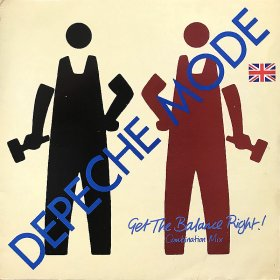 Depeche Mode / Get The Balance Right ! (12