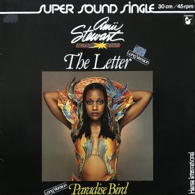 Amii Stewart / The Letter/Paradise Bird (12