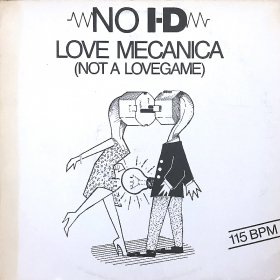 NO I-D / Love Mecanica (Not A Lovegame) (12