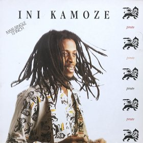 Ini Kamoze / Pirate (12