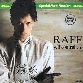 Raf / Self Control (12