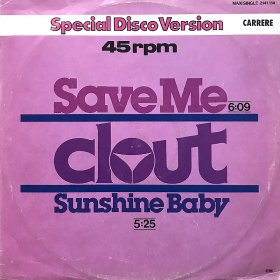 Clout / Save Me (12