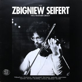 Zbigniew Seifert / We'll Remember Zbiggy