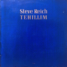 <img class='new_mark_img1' src='//img.shop-pro.jp/img/new/icons50.gif' style='border:none;display:inline;margin:0px;padding:0px;width:auto;' />Steve Reich / Tehillim