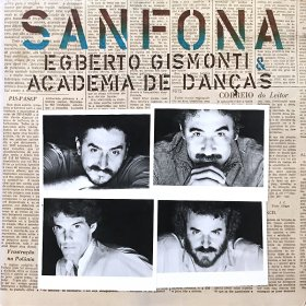 Egberto Gismonti & Academia De Dancas / Sanfona