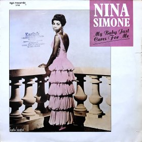 Nina Simone / My Baby Just Cares For Me (12