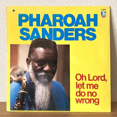 <img class='new_mark_img1' src='//img.shop-pro.jp/img/new/icons6.gif' style='border:none;display:inline;margin:0px;padding:0px;width:auto;' />Pharoah Sanders / Oh Lord, Let Me Do No Wrong
