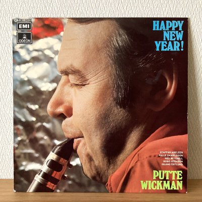 Putte Wickman / Happy New Year!