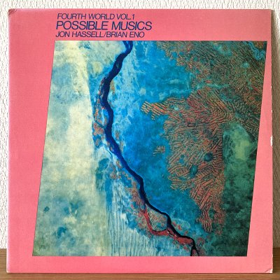 <img class='new_mark_img1' src='https://img.shop-pro.jp/img/new/icons50.gif' style='border:none;display:inline;margin:0px;padding:0px;width:auto;' />Jon Hassell / Brian Eno / Fourth World Vol. 1 - Possible Musics