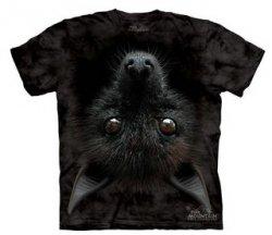 The Mountain  Tシャツ Bat Head (コウモリ メンズ 男性用 男女兼用 ) XL-4L  【輸入品】 大きいサイズ …