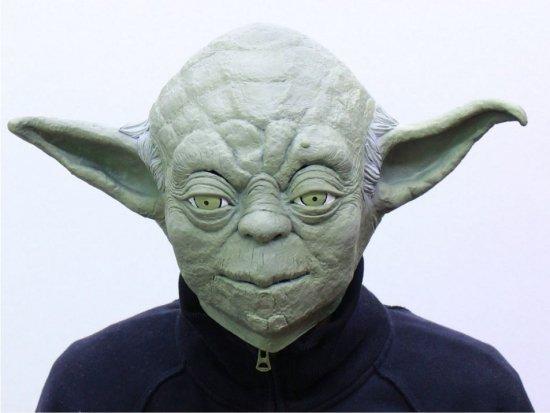 なりきりマスク ヨーダ