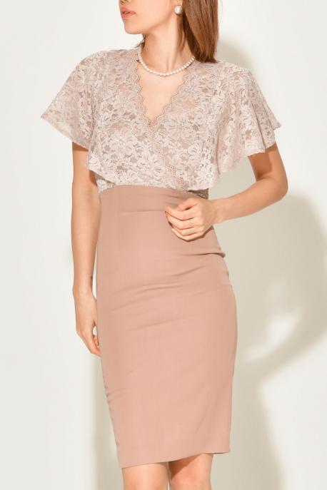 best authentic c8206 37407 chloe lace dress  - Myshawty公式ドレス通販サイト
