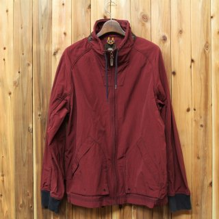 <img class='new_mark_img1' src='//img.shop-pro.jp/img/new/icons5.gif' style='border:none;display:inline;margin:0px;padding:0px;width:auto;' />Timberland ティンバーランド/フルジップジャケット ワインレッド チェック メンズXL 219