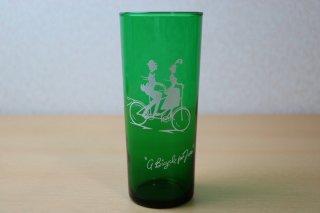 アンカーホッキング フォレストグリーン 15ozタンブラー A Bicycle for Two