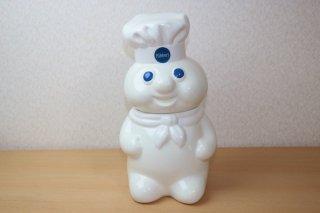 ドゥボーイ クッキージャー 陶器製