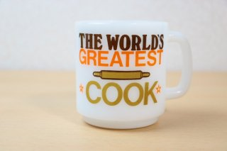 グラスベイク THE WORLD'S GREATEST COOK マグ