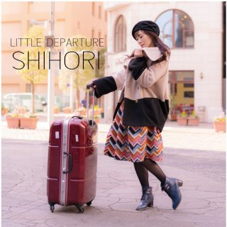 【CD】Little Departure / しほり