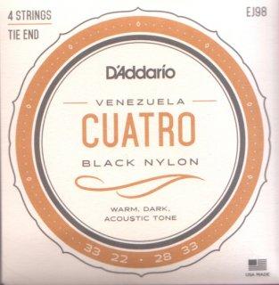 クアトロ弦セット D'ADDARIO /  [米国製]