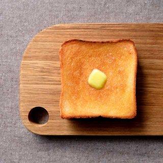 LifeStyle&Home トーストを食べるときのカッティングボード ゼブラウッド レクタングルM