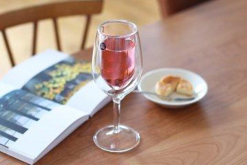 【取り扱い終了】PUEBCO /ダブルウォールワイングラス