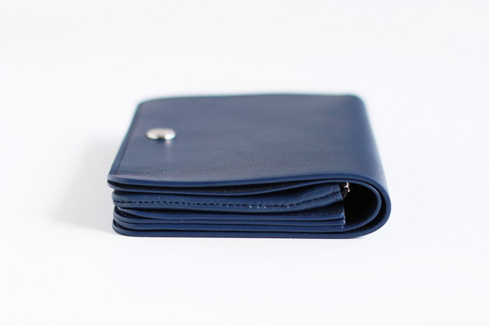 STANDARD SUPPLY/PAL/二つ折り財布(ネイビー)