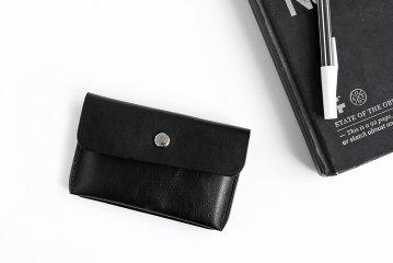 【在庫限り終了】STANDARD SUPPLY/PAL/カードケース(ブラック)