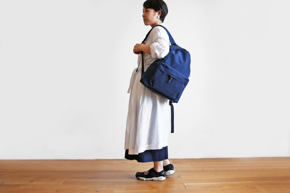 STANDARD SUPPLY/NEW TINY DAYPACK/リュック(ネイビー)