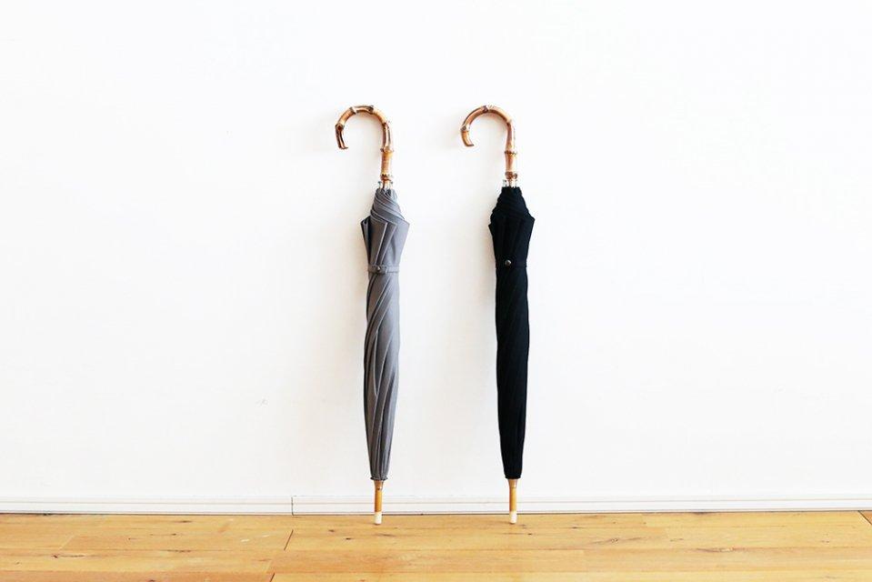 【数量限定】CINQ/晴雨兼用傘/日傘(ブラック)