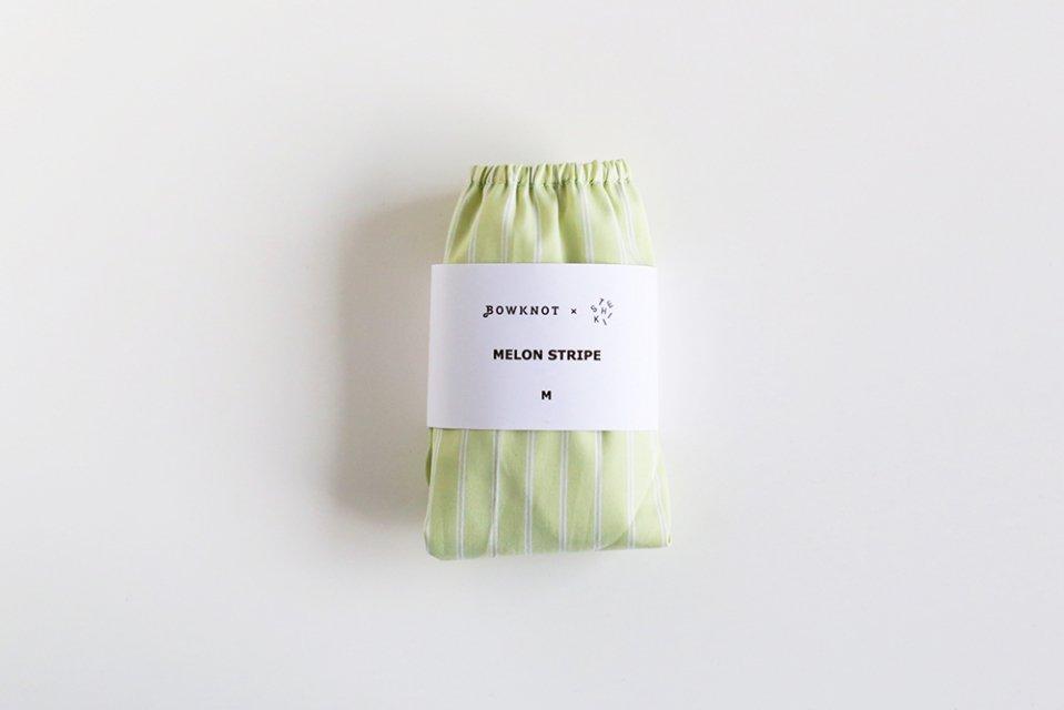 TESHIKI(手式)/パンツ(MELON STRIPE・ストライプ・Mサイズ)