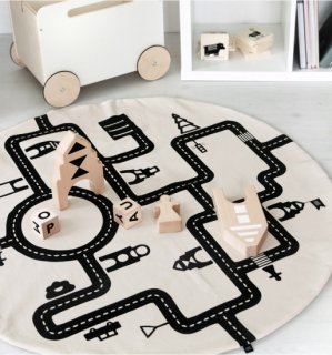 ooh noo「Little Village Baby Play Mat」