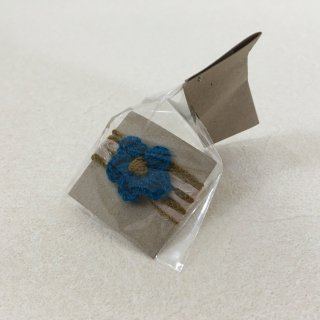 Numero74「Flower Bracelet (Deep Blue)」